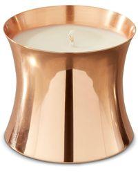 Tom Dixon Medium London Scented Candle - Metallic