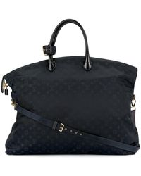 Louis Vuitton Lockit Vertical Gm 2way Bag - Blue