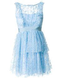 Si-jay - Sleeveless Tulle Dress - Lyst
