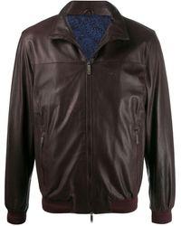 Etro Куртка На Молнии - Многоцветный