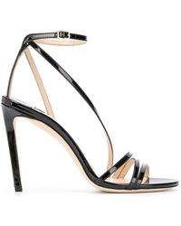 Jimmy Choo - Tesca 100 サンダル - Lyst