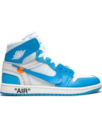 NIKE X OFF-WHITE Nike X Off - Blauw