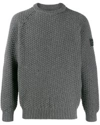 Woolrich Chunky Knit Sweater - Gray