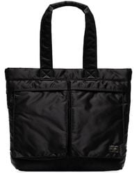 Porter Tote Bag - Black