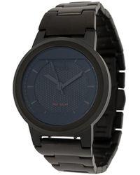 FOB PARIS Наручные Часы Rs Black Matte 36мм - Черный