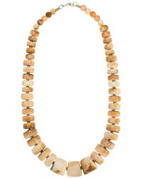 Olympiah - Marrocos Geometric Necklace - Lyst
