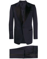 Tom Ford - Two-piece Tuxedo Suit - Lyst