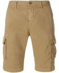 Loro Piana - Side Pockets Loose Shorts - Lyst