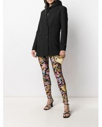 Versace Jeans Couture - Leggings mit Print - Lyst
