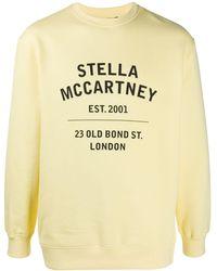 Stella McCartney - ロゴ スウェットシャツ - Lyst