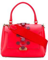 Anya Hindmarch Сумка-тоут 'apex Small Bathurst' - Красный