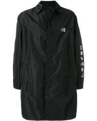 Lanvin - Mountain Raincoat - Lyst
