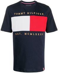 Tommy Hilfiger - ロゴ Tシャツ - Lyst