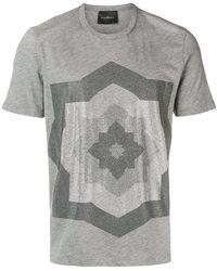 John Richmond - Embellished T-shirt - Lyst
