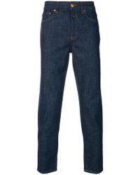Closed - Slim Tapered Jeans - Lyst