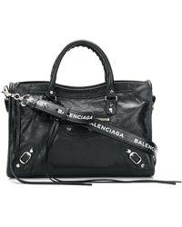 Balenciaga 'Classic City S' Handtasche - Schwarz