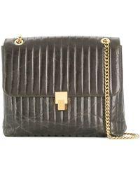 Victoria Beckham Quinton Shoulder Bag - マルチカラー
