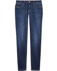 Burberry   Skinny Jeans   Lyst