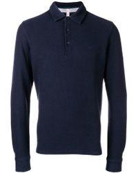 Sun 68 - Long-sleeved Polo Shirt - Lyst