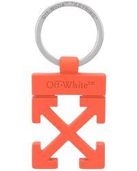 Off-White c/o Virgil Abloh Arrows Key Charm - Orange