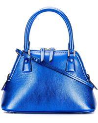 Maison Margiela 5ac ハンドバッグ ナノ - ブルー