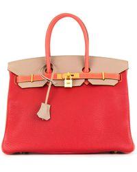 Hermès Birkin Tas - Rood