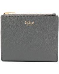 Mulberry Кошелек На Молнии - Серый