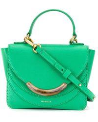 Wandler Luna Cross Body Bag - Green