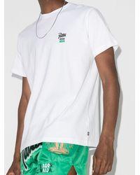 PATTA X Homecoming T-Shirt mit Adler-Print - Weiß