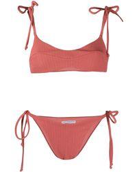 Sian Swimwear Sian Ribbed Textured Bikini