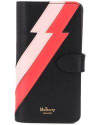 Mulberry Flash Iphone 6/7/8 ケース - ブラック