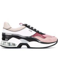 Karl Lagerfeld Кроссовки Ventura Lazare - Розовый