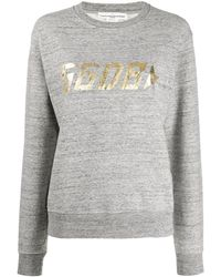 Golden Goose Deluxe Brand Aiako スウェットシャツ - グレー
