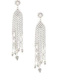 Gas Bijoux Grace Earrings - Metallic