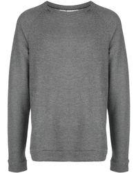 Onia Dave Raglan Speckle スウェットシャツ - グレー