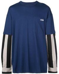 Lanvin スウェットシャツ - ブルー