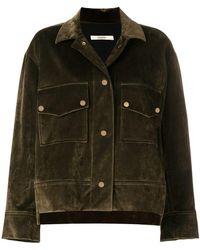 ODEEH - Oversized Jacket - Lyst