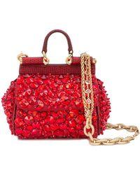 Dolce & Gabbana - Sicily ミニバッグ - Lyst