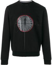 Z Zegna - タイムクロックモチーフ セーター - Lyst