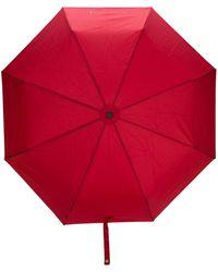 Mackintosh Parapluie télescopique automatique AYR - Rouge