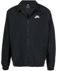 Nike - ロゴ ボンバージャケット - Lyst