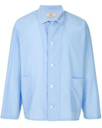Loveless - Cropped Shirt - Lyst