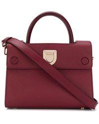 Dior Klassische Handtasche - Rot