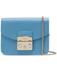 Furla - Mini Metropolis Cross Body Bag - Lyst
