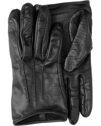 Miu Miu Logo Plaque Gloves - Black