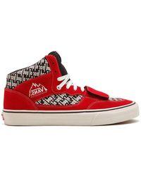 Vans Кеды Mountain Edition 35 Dx - Красный