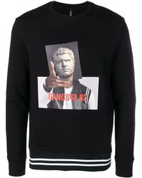 Neil Barrett - 'Gangsta' Sweatshirt - Lyst