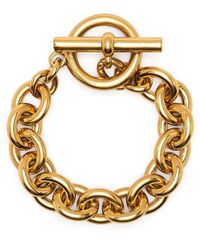 Zimmermann Cable-link Brass Bracelet - Metallic