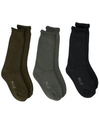 Yeezy - Set aus drei Paar Socken - Lyst
