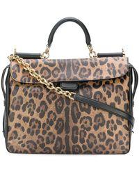 Embellished Quilted Leather Shoulder Bag Dolce & Gabbana pN2OX7g